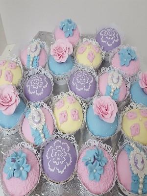 Pastel Cupcakes - 2